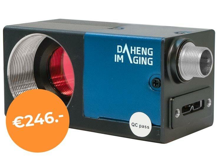 Winkelkopf-Kamera