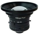 """LCM-10MP-05MM-F1.8-1.5-LD1, LENS C-mount 10MP 5MM F1.8 2/3"""" LOW DISTORTION_"""