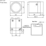 "MER-500-7UM-L, MT9P031, 2592x1944, 7fps, 1/2.5"", Rolling shutter, CMOS, Mono, USB2, Industriekamera_"