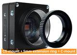 """VEN-830-17U3C, IMX334, 3840x2160, 17fps, 1/1.8"""", Rolling shutter, Boardlevel, Color_"""