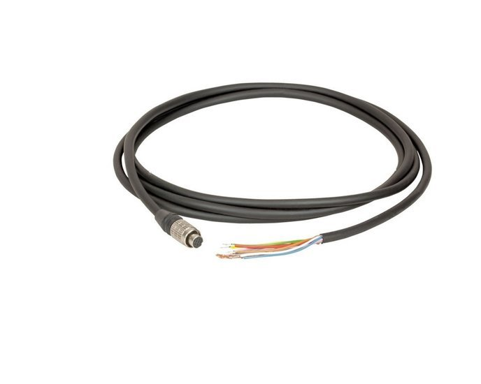 I/O cable 5M hirose 12-pin - open end - MARS Industriekameras