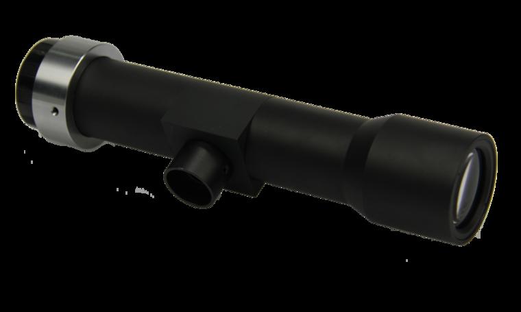 LCM-TELECENTRIC-1X-WD110-1.5, Telecentric C-mount Lens, magnification 1X, sensorsize 2/3