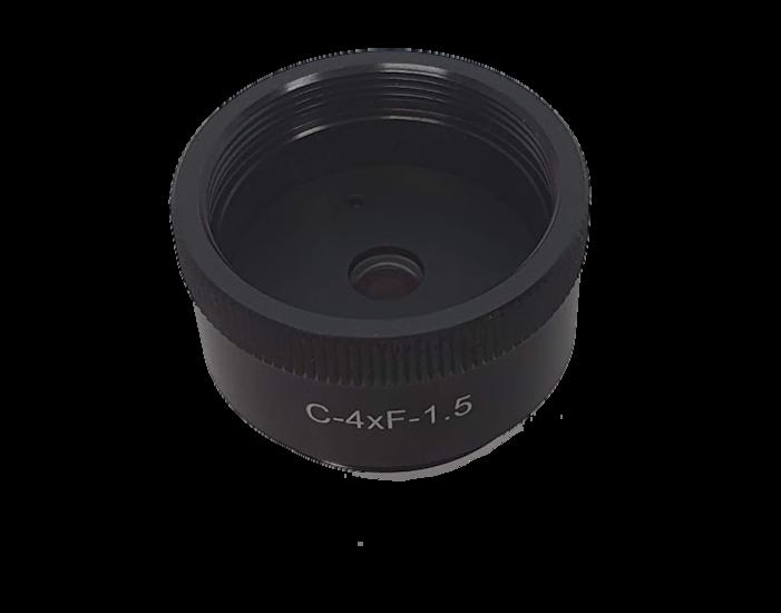 LADAP-C-4xF-1.5, 4x focal length extender