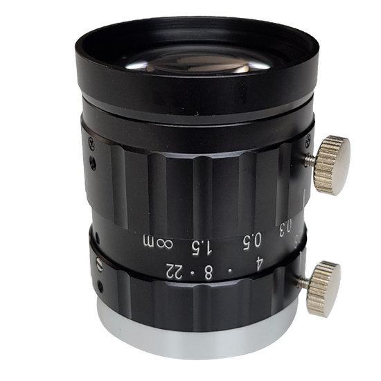 LCM-20MP-35MM-F2.8-1.1-ND1, LENS C-mount, 20MP, 35MM, F2.8, 1.1