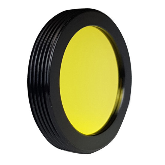 LFT-BP525-CMT, Narrow bandpass filter, 525nM peak wavelength, useful range between 508-556nM