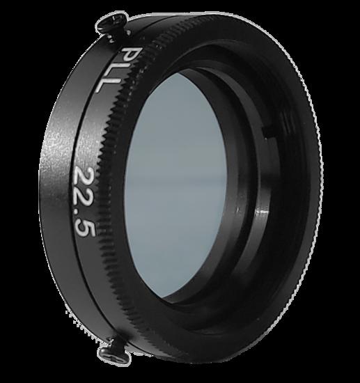 LFT-LPOL-M22.5, Linear polarizing filter M22.5