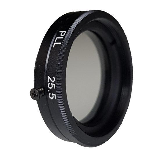 LFT-LPOL-M25.5, Linear polarizing filter M25.5