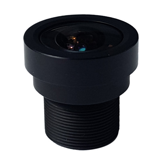 LM12-5MP-02MM-F2.0-3-MD1, LENS M12 5MP 2.5MM F2.0 1/3