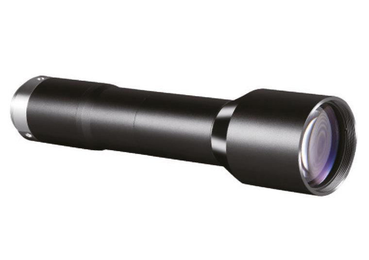 "LCM-TELECENTRIC-0.8X-WD110-1.1-NI, Telecentric C-mount lens, Magnification 0.8x, Sensorsize 1.1"""