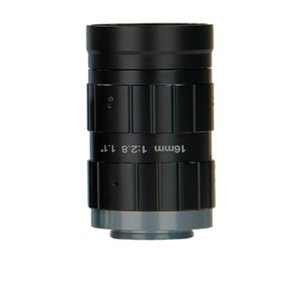 """LCM-20MP-16MM-F2.8-1.1-ND1, LENS C-mount, 20MP, 16MM, F2.8, 1.1"""" NON DISTORTION"""