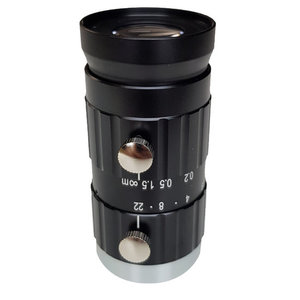 """LCM-20MP-25MM-F2.8-1.1-ND1, LENS C-mount, 20MP, 25MM, F2.8, 1.1"""" NON DISTORTION"""