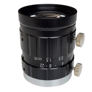 """LCM-20MP-35MM-F2.8-1.1-ND1, LENS C-mount, 20MP, 35MM, F2.8, 1.1"""" NON DISTORTION"""