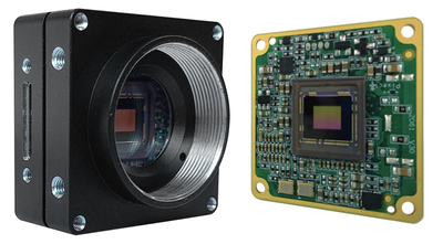 "VEN-161-61U3M, IMX296, 1440x1080, 61fps, 1/2.9"", Global shutter, Boardlevel, Mono"